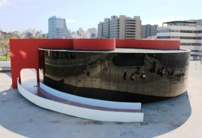 Mus. Arq. Oscar Niemeyer